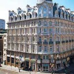 Hotel Thistle Piccadilly, historia en Londres