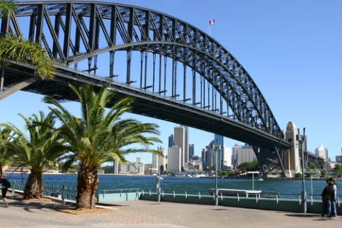 614El Puente Harbour de Sidney