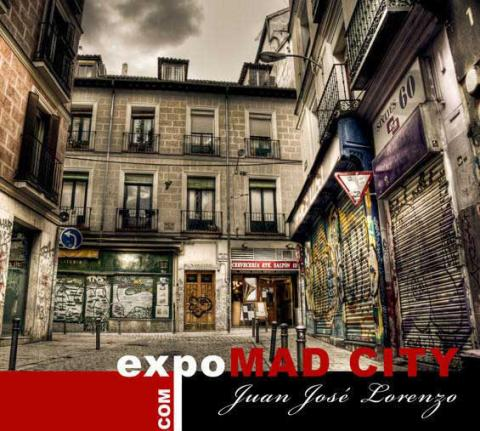 1732Expo Mad City recorre rincones insospechados de Madrid