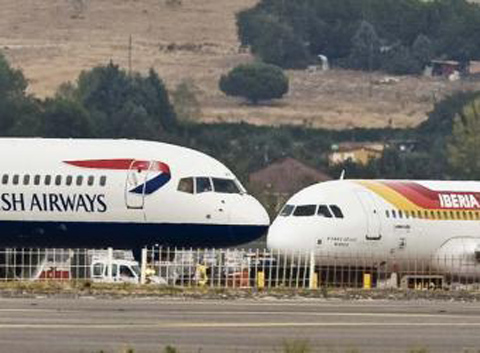 Se retrasa la fusión entre British Airways e Iberia