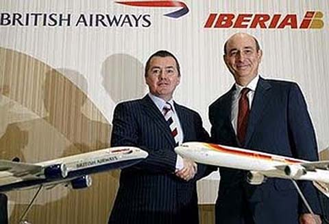 1824Iberia y British Airways, por fin, se fusionan