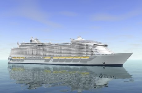 3038Royal Caribbean inaugura el Allure of the Seas