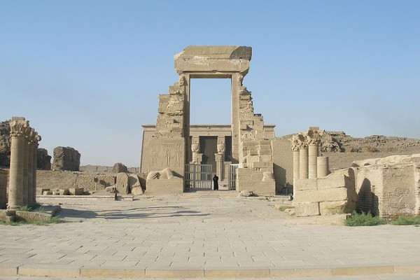 imagen de dendera