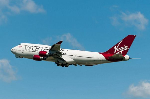 Virgin Atlantic tiene un regalo diario para sus followers