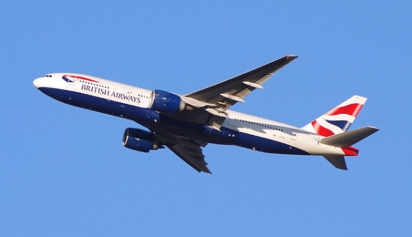 Boeing de British Airways